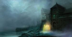 Misty Bay Wallpaper